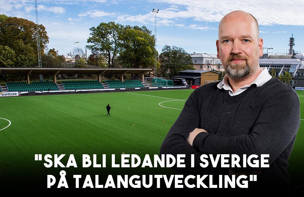 Intervju: Hammarbys vd om känsliga frågan och planen för talanglaget
