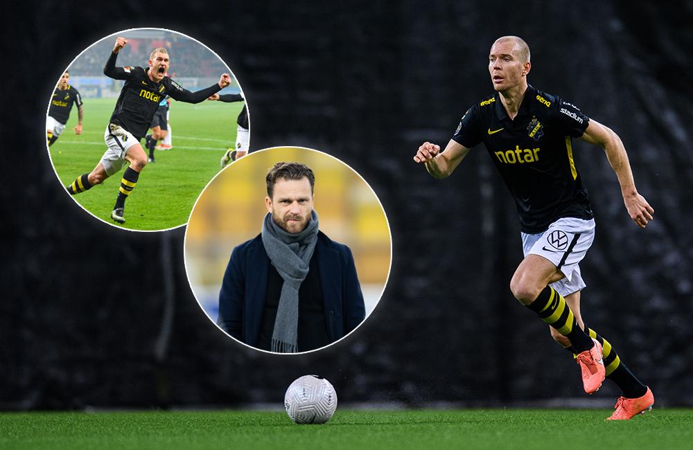 """Per Karlsson om AIK:s backlinje: """"Står sig lika bra som 2018"""""""