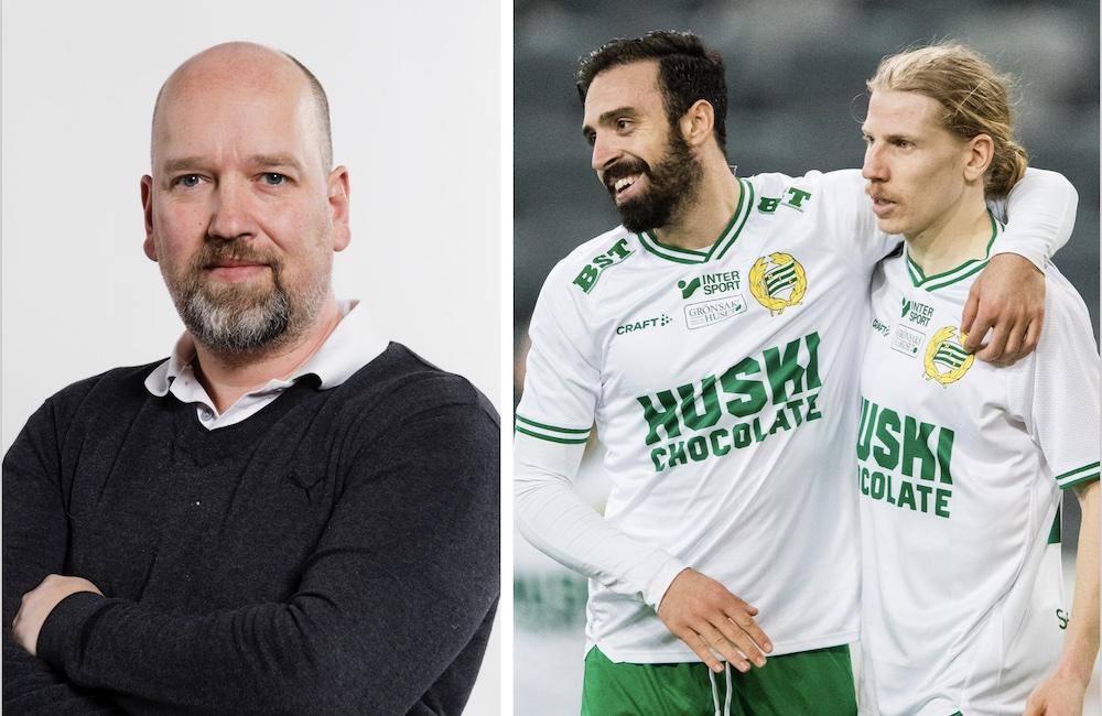 """Det är en game changer"" – Hammarbys vd om klubbens nya sponsorer"