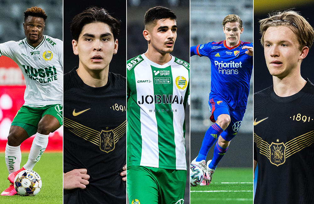 Talangerna tar över – Fotboll Sthlm rankar AIK:s, DIF:s och Bajens löften