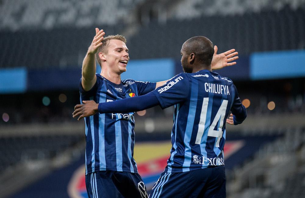 DIF-ANALYS: Holmberg och Chili briljerade i storsegern mot Kalmar FF