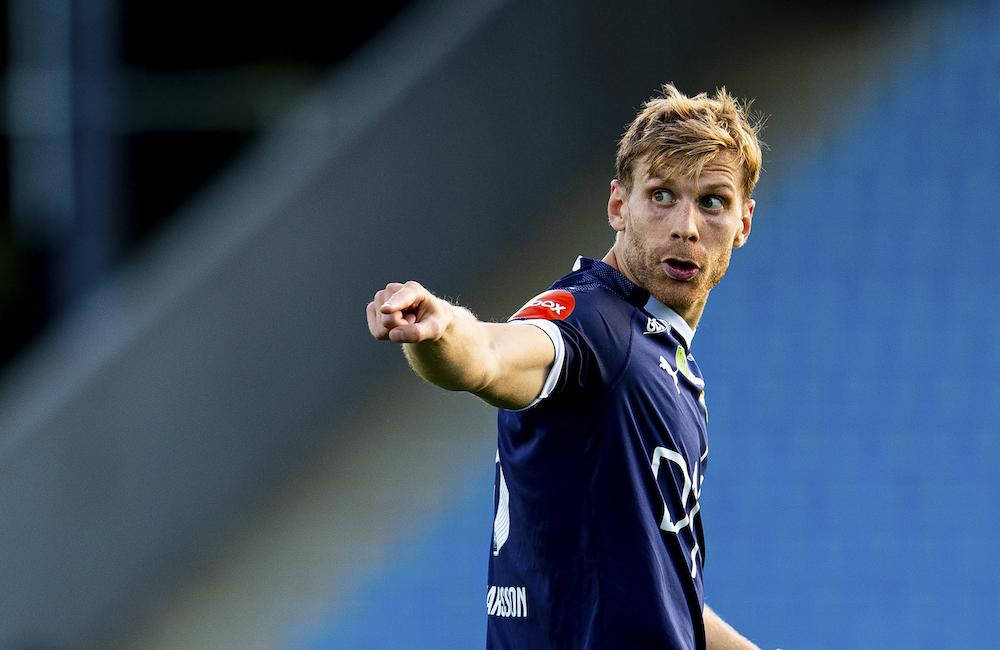 Silly season-bloggen: DIF övervägde Niklas Gunnarsson-retur
