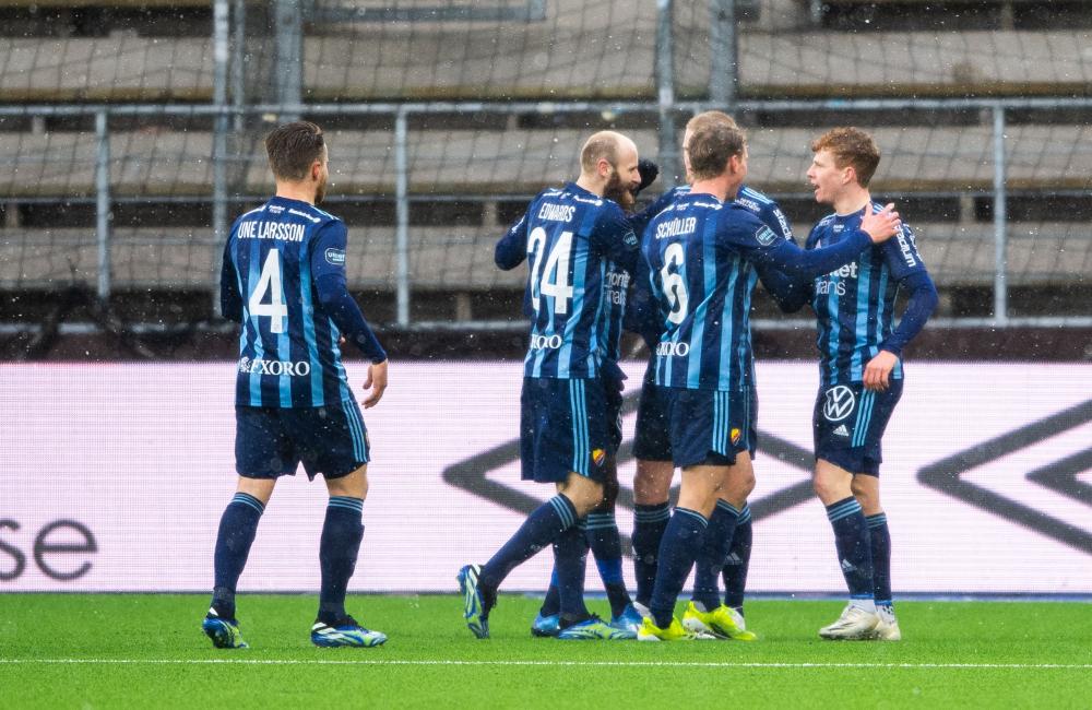 Stabil insats gav tre poäng till Djurgården – DIF-betyg efter segern