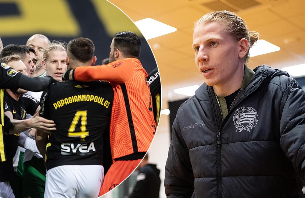 """Ludwigson vill lära av AIK: """"De har en annorlunda mentalitet"""""""