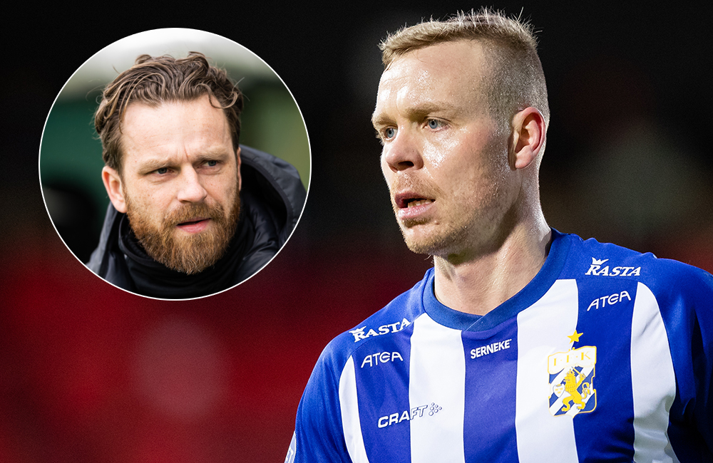 """Grzelak om Sigthorsson: """"En del otur i att det aldrig flög i AIK"""""""