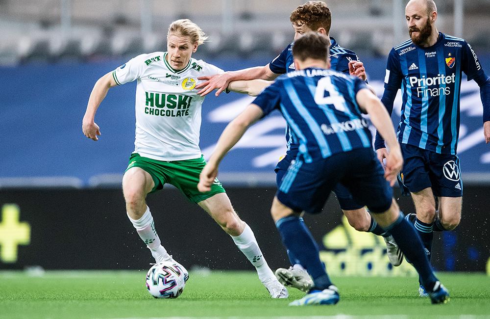 Efter regeringens förslag – Hammarby vill flytta på derbyt