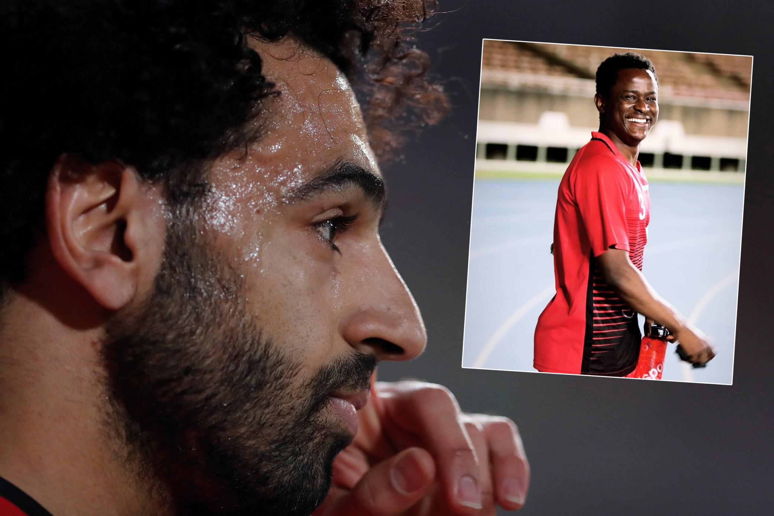 """Otieno stoppade Salah: """"Han frågade om jag spelade professionellt"""""""