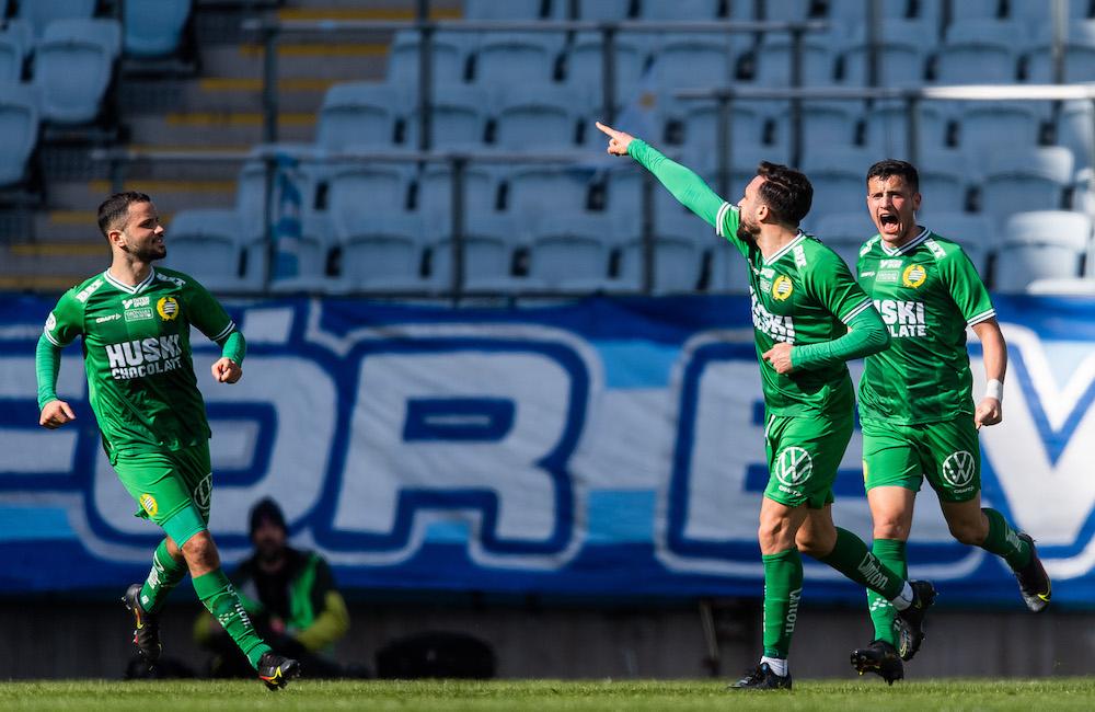 Han var bäst i Hammarby – spelarbetyg i 2-3-förlusten mot MFF