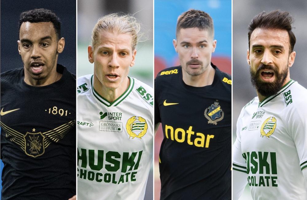 Så bra är AIK och Hammarby –Oskar Månsson analyserar derbylagen