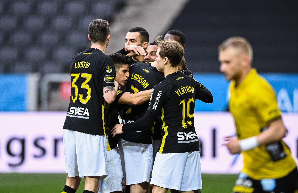 Larssons straffmål räckte till seger – spelarbetyg efter AIK:s vinst