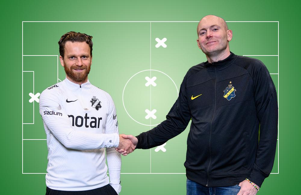 Taktikbyte, Ring-succé och Bojan-hattrick –AIK:s analys efter 3-1-segern