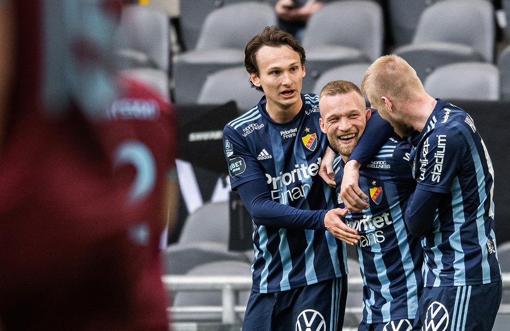 """""""Hans bästa insats i DIF-tröjan"""" – spelarbetyg efter MFF-segern"""