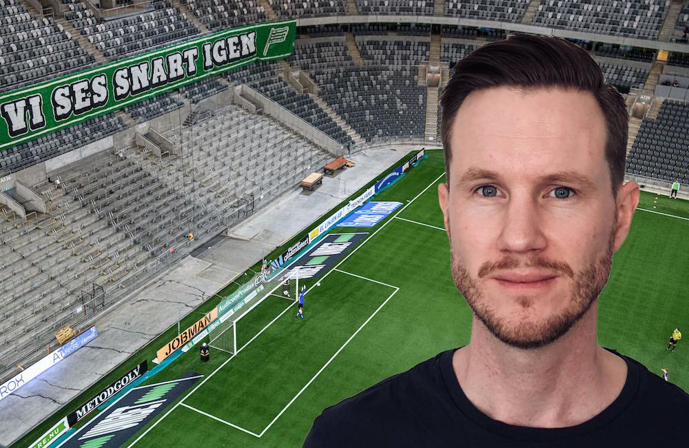 Månsson: Jobbiga rubriker – men Hammarbys potential består