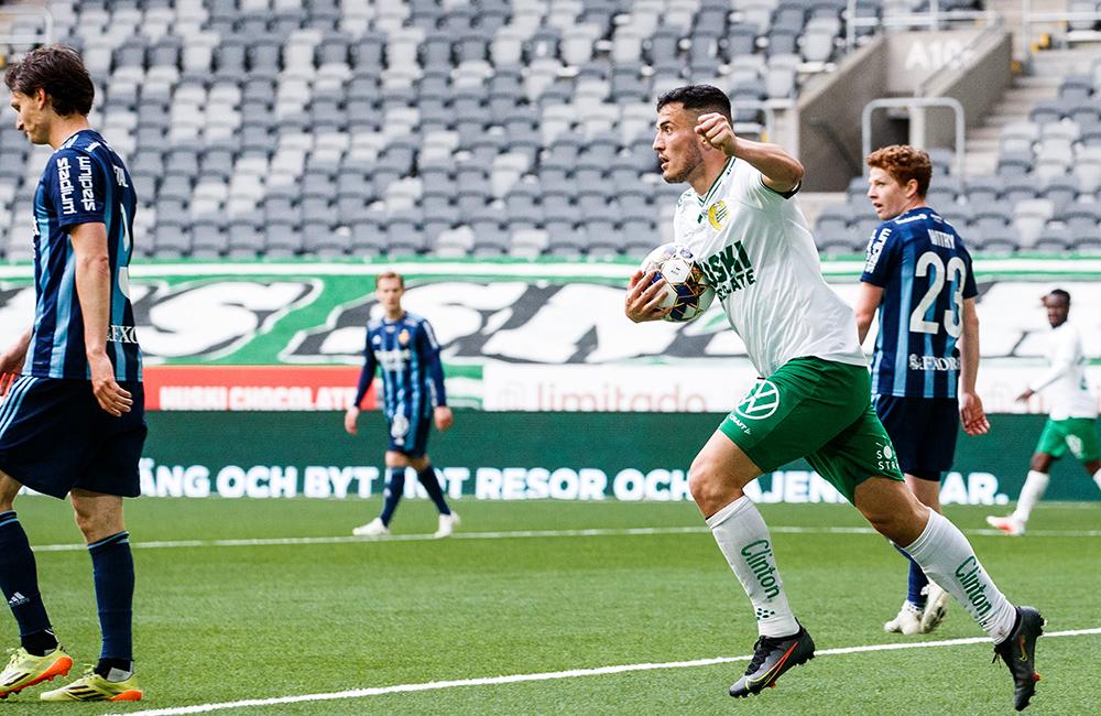De var bäst i Hammarby – spelarbetyg efter 2-2-derbyt mot DIF