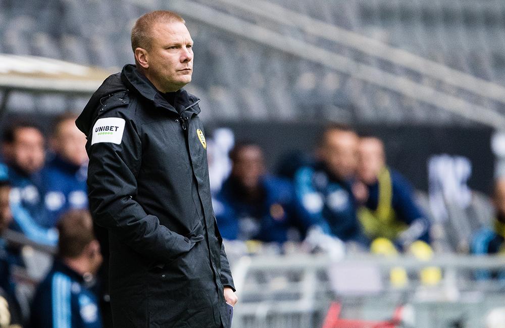 """Derbyt enligt Stefan Billborn: """"Vi måste döda anfallen"""""""