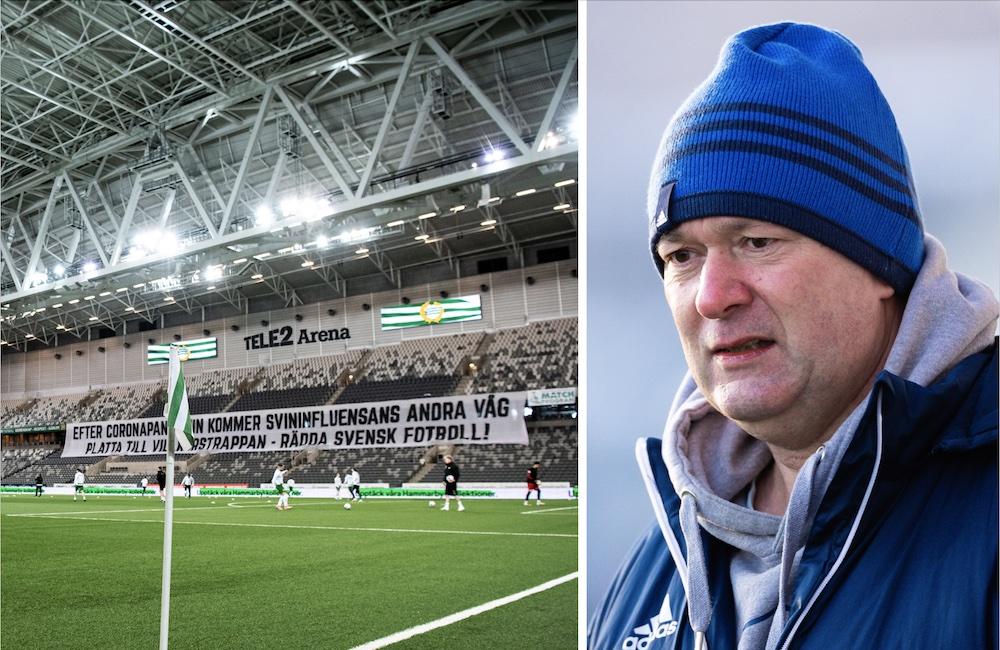 """Djurgården slår fast: """"Vi vill inte flytta derbyt mot Hammarby"""""""