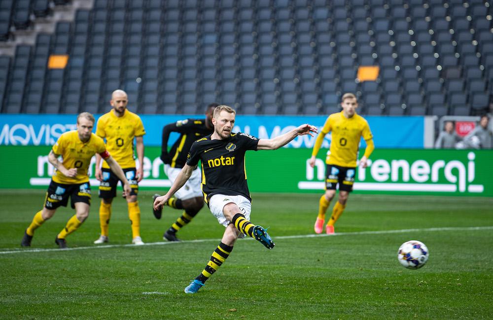 AIK-statistiken visar: Fotbollsklyschan som stämmer