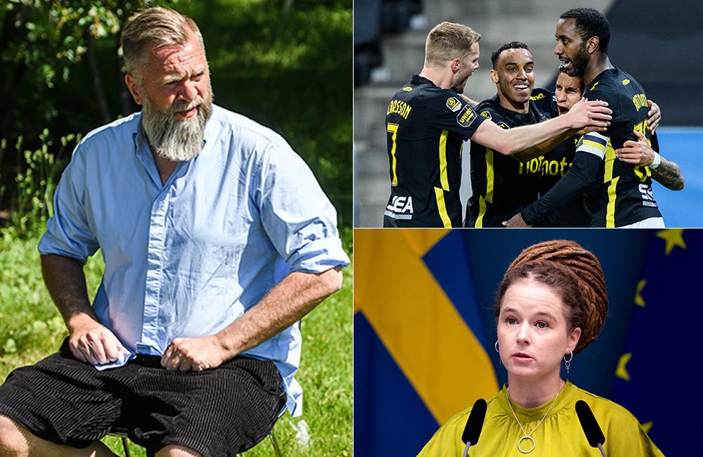 """Björn Wesström: """"Vi är närmare MFF nu än för några år sedan"""""""