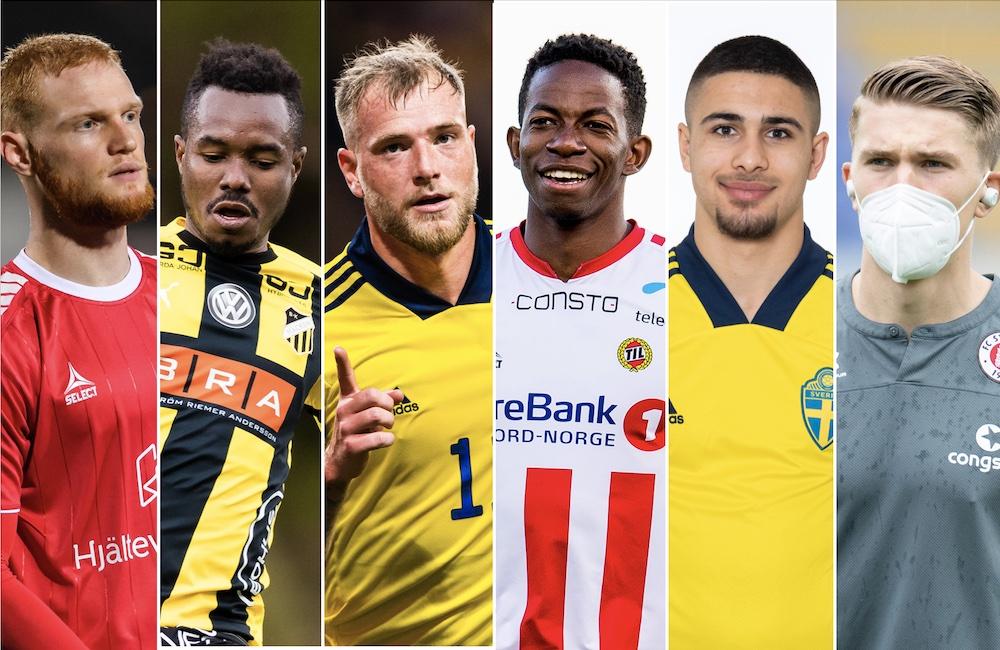Jakten på en anfallare: 20 namn som skulle kunna passa i AIK