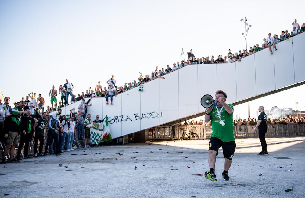 Oskar Månsson: Det vilda firandet kan förändra cupens status