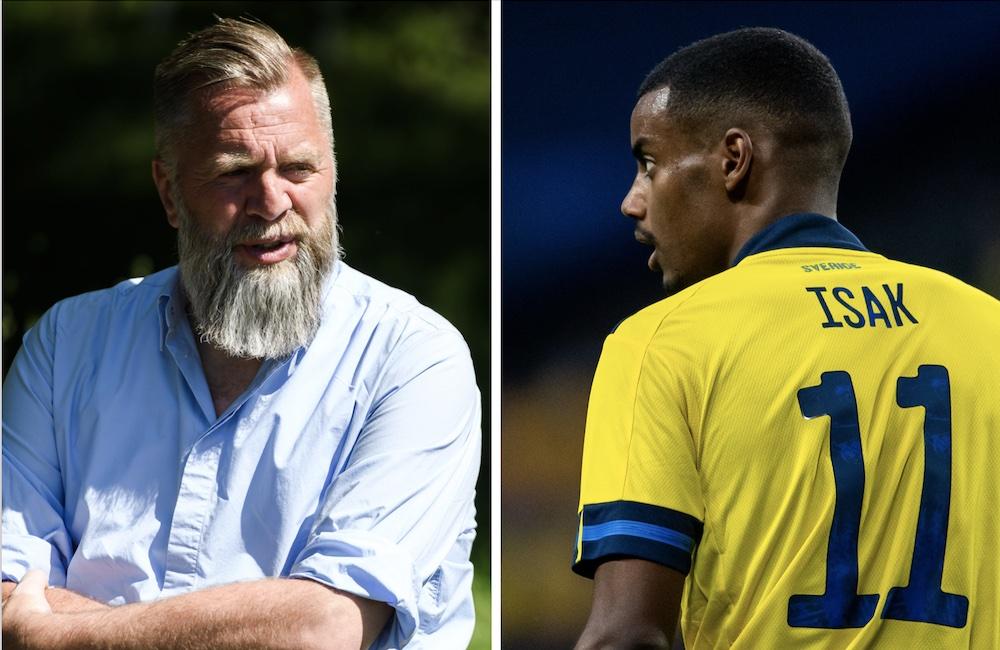 """Isak kan bli AIK-bingo igen: """"Fascinerande på många sätt"""""""