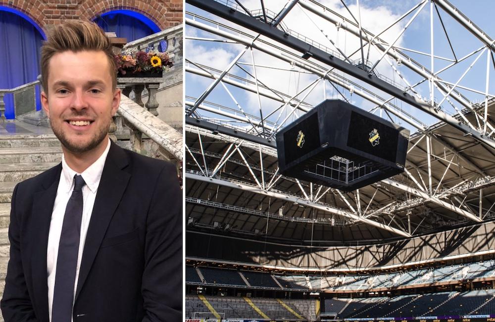 """Lukas Berglund: """"Allsvenskan är inte där den borde vara"""""""