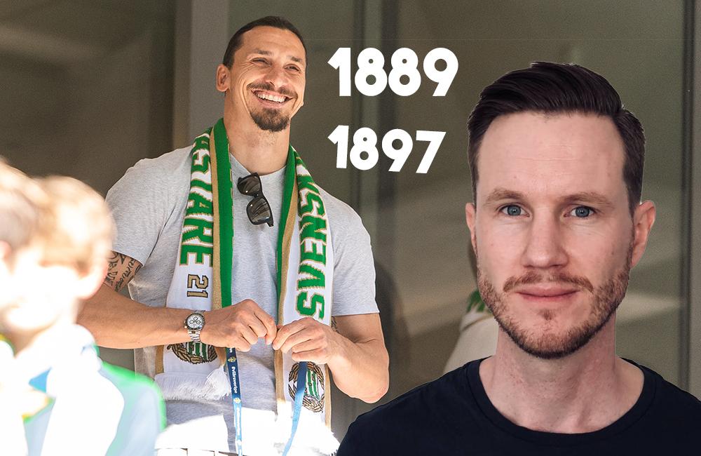 Oskar Månsson: Stora Bajennyheter som få brydde sig om