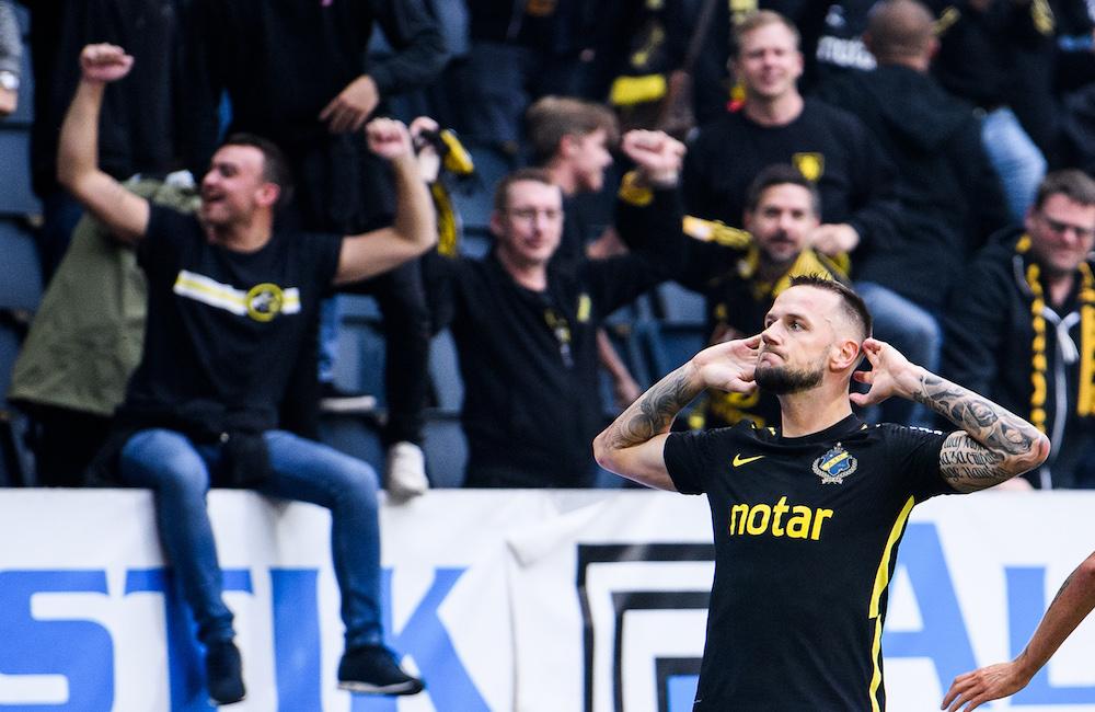 Oskar Månsson: Äntligen är den typiska AIK-hybrisen tillbaka