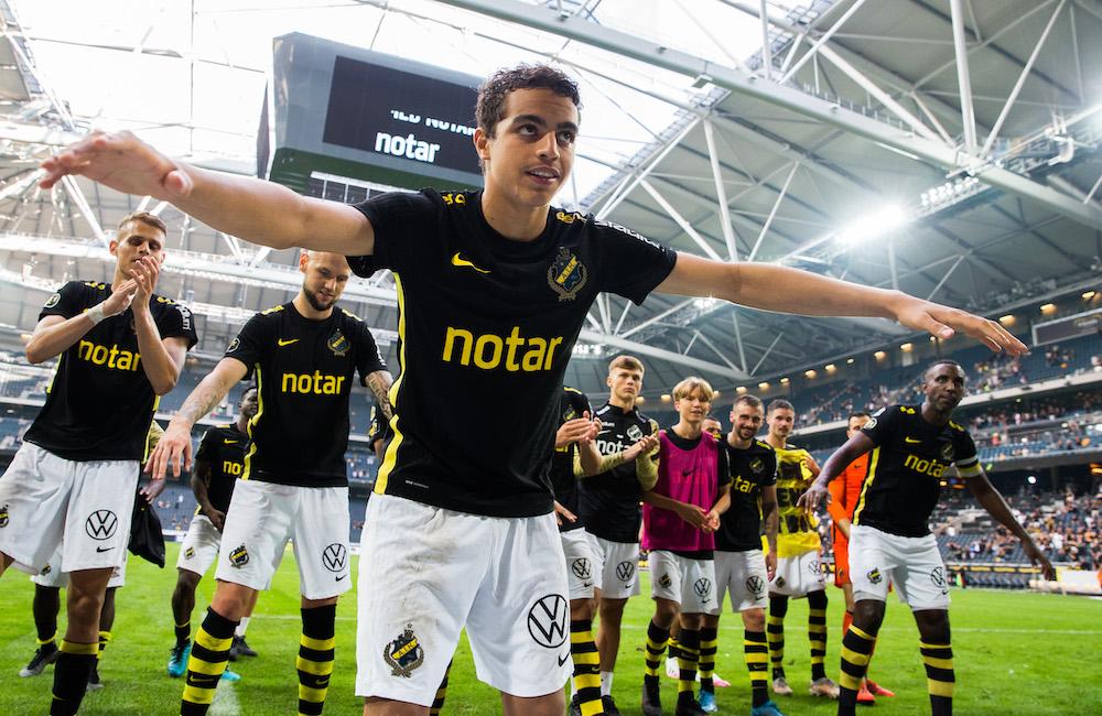 Oskar Månsson: AIK var tillbaka med sin gamla superkraft