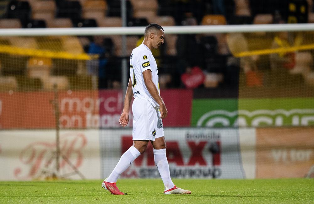 Kostsamt poängtapp för AIK – han var bäst i den svaga insatsen