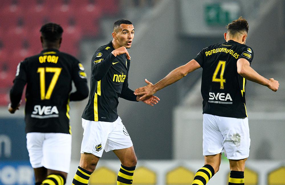 Bahoui stor poängräddare för AIK – spelarbetyg efter krysset