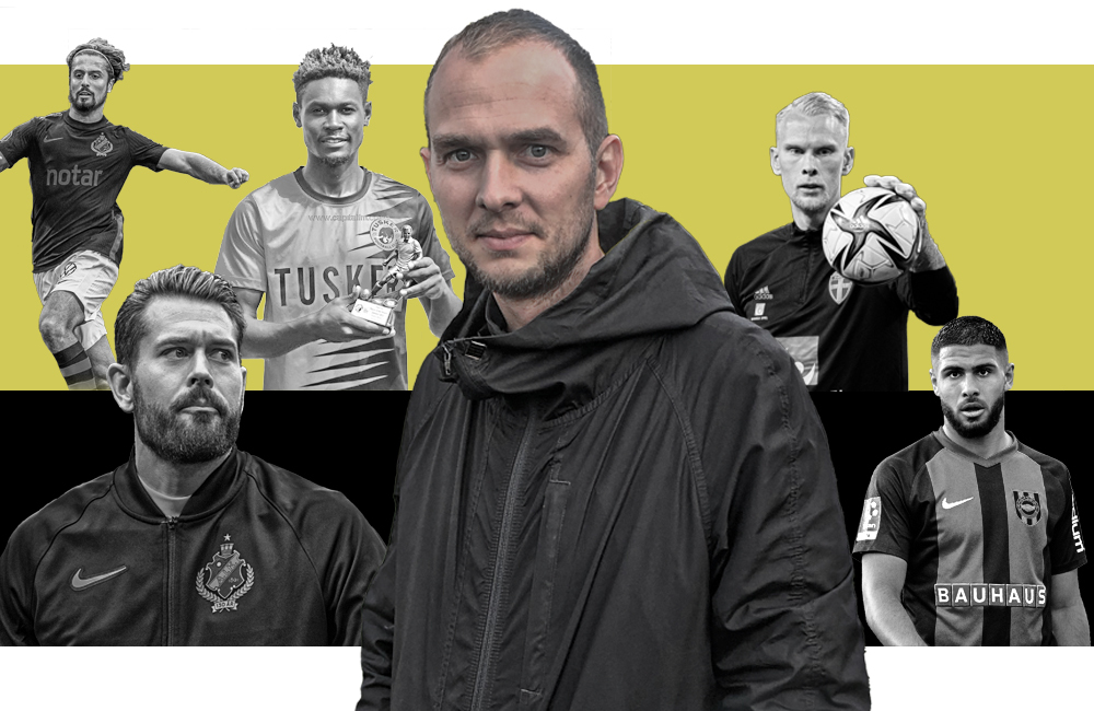 Top player for free – transferfönstret inifrån med Henrik Jurelius