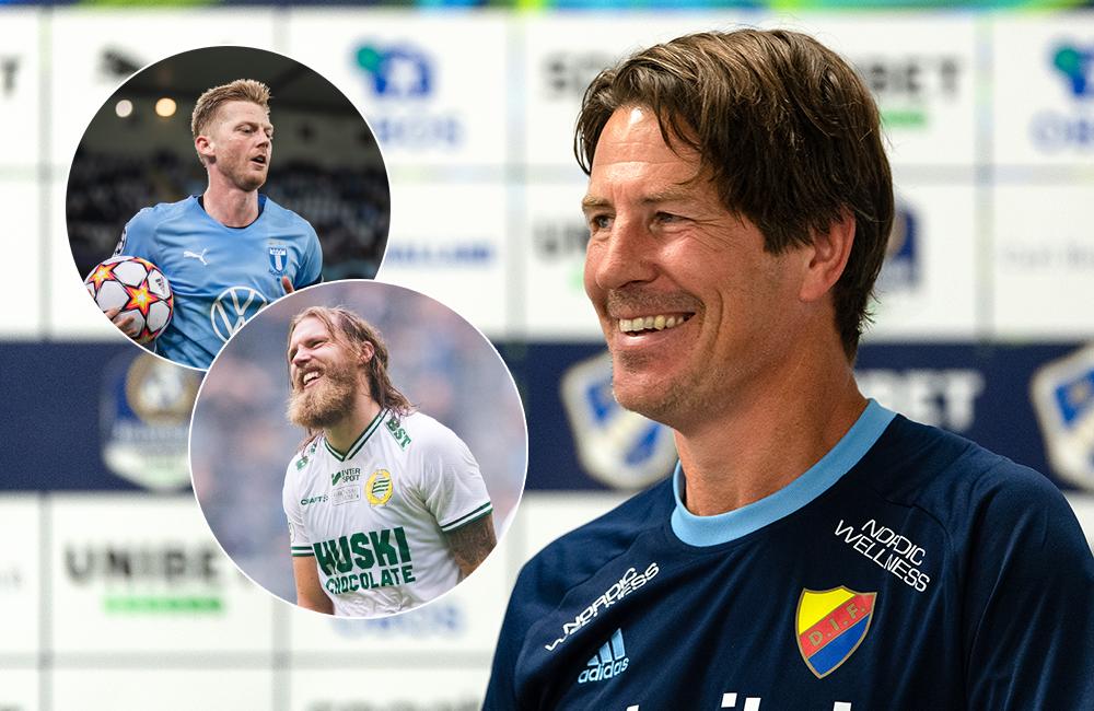 """""""Malmö FF är en bättre version av Bajen"""" – Lagerlöf inför toppmötet"""