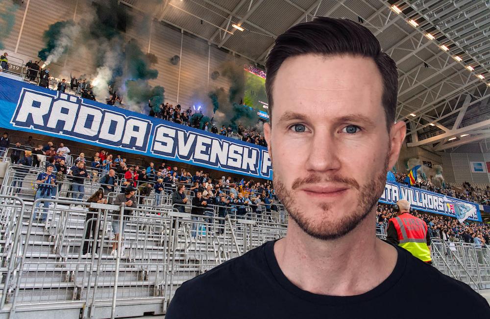 Oskar Månsson: Lika rimligt som att preja fortkörare av vägen