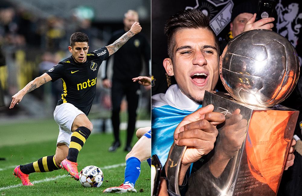 """Nicolas Stefanelli: """"AIK behöver en argentinare varje år"""""""