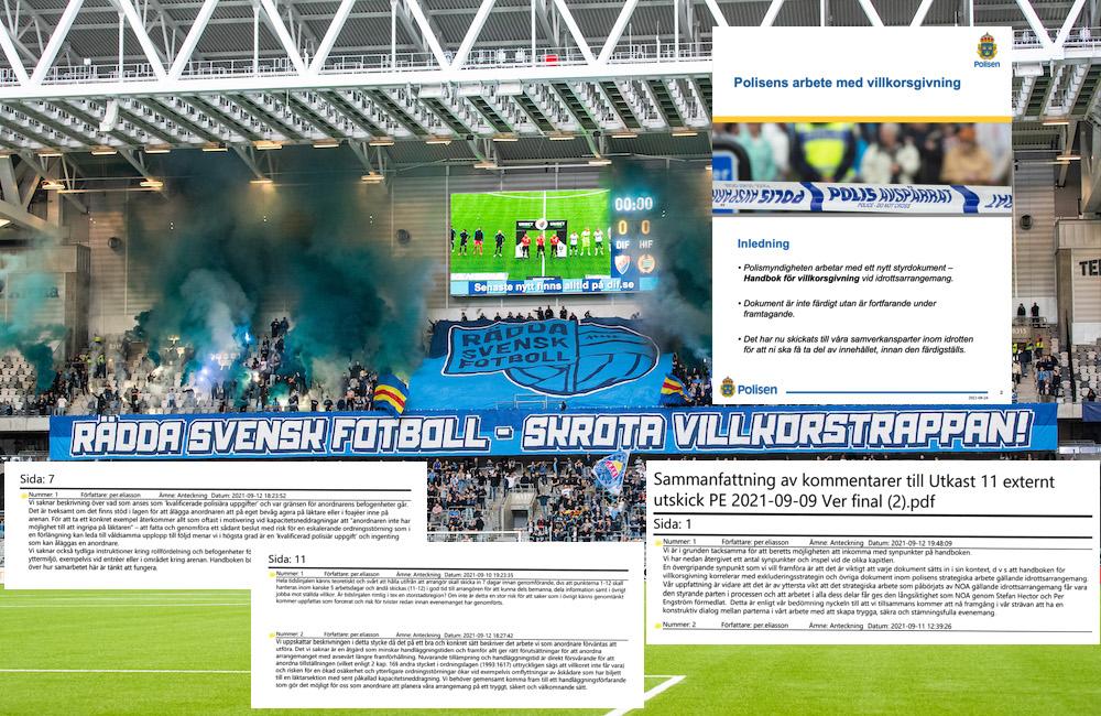 Fotboll Sthlm granskar: Så svarar fotbollen på Polisens nya förslag