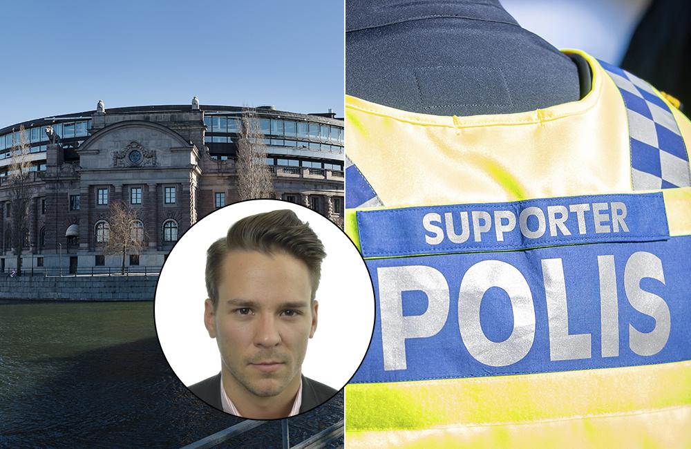Fotbollsmotion I till riksdagen: Skrota villkorstrappan!